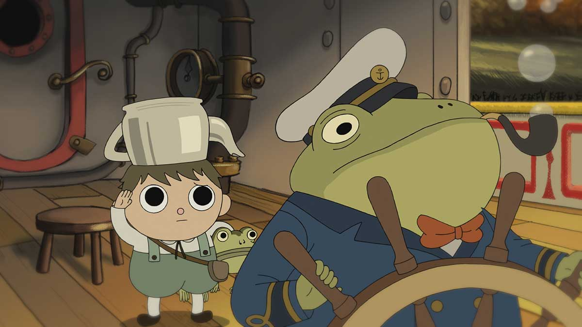 Clip Cartoon Network Premieres For Week Of Nov 3 2014 Over The Garden Wall And More Page