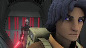 Star Wars Rebels: Rise of the Old Masters