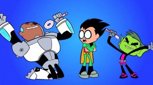 Teen Titans Go Serious Business