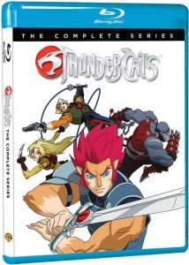 ThunderCats Complete Series Blu-ray Box Art
