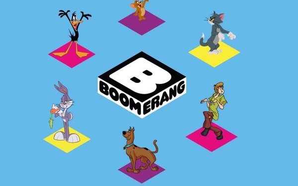 Boomerang 2014 Global Rebrand