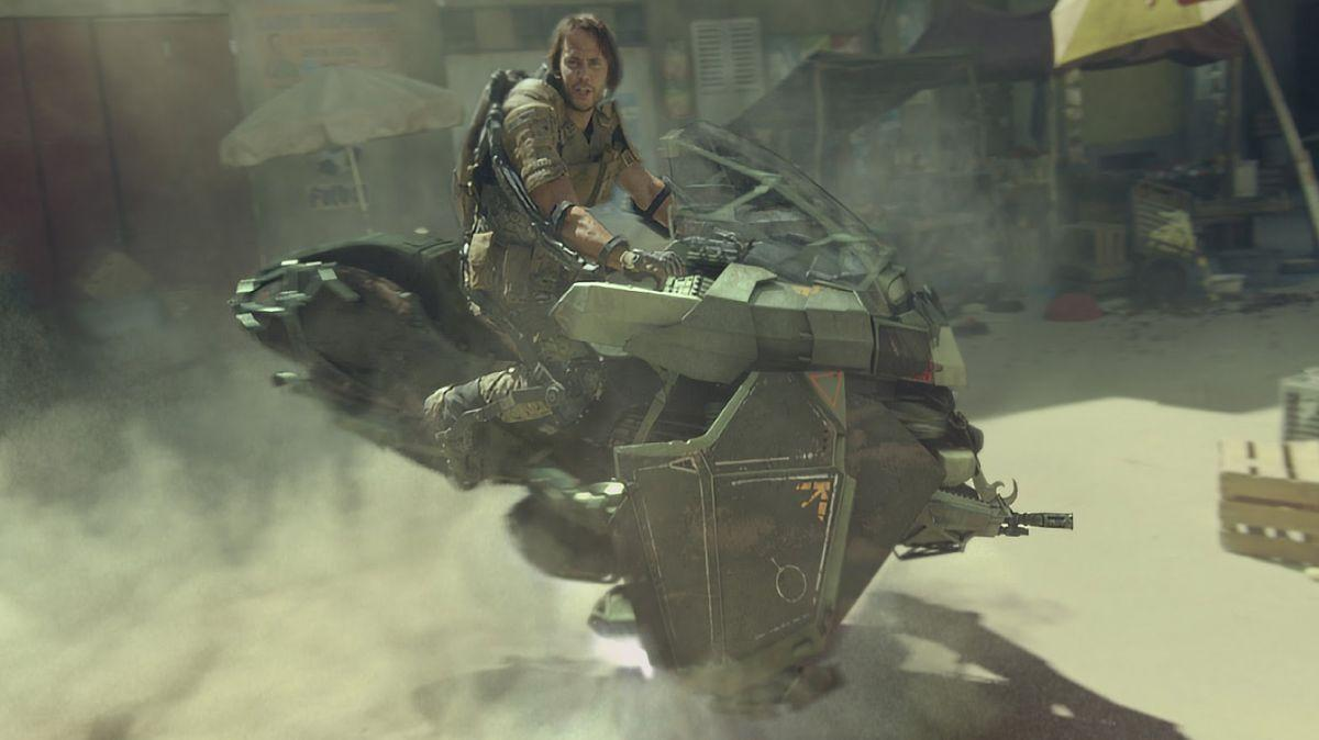 New Live-Action Trailer for Call of Duty: Advanced Warfare