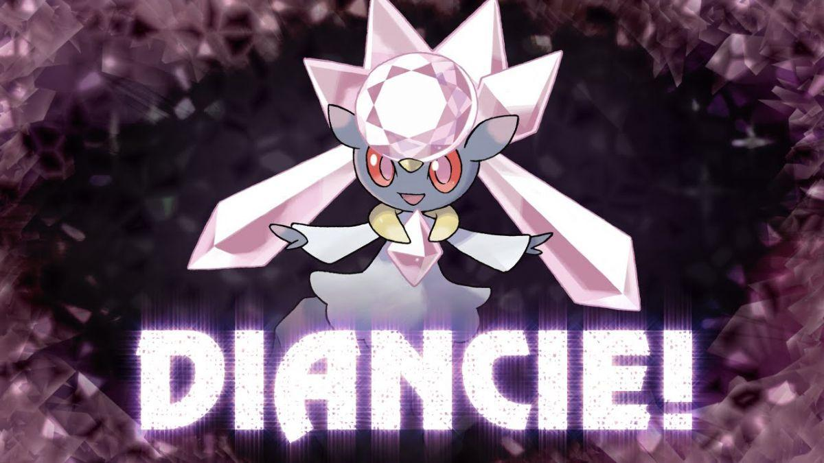 PR: Diancie for Pokémon X and Y Now Available at GameStop