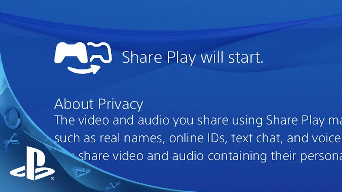 Sony PlayStation SharePlay Tutorial