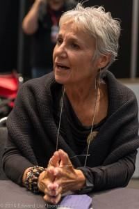 Andrea Romano Justice League Throne of Atlantis