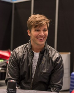 Matt Lanter Justice League Throne of Atlantis