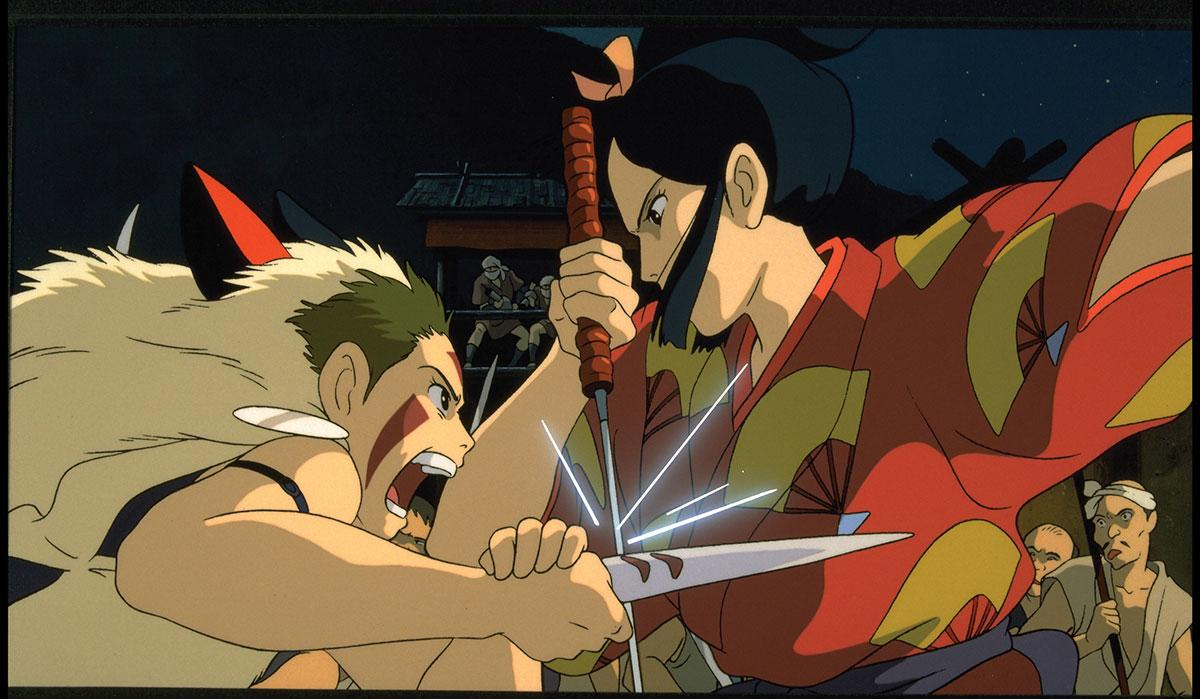 Review Princess Mononoke Blu Ray The Indispensable Mythic Movie Anime Superhero News
