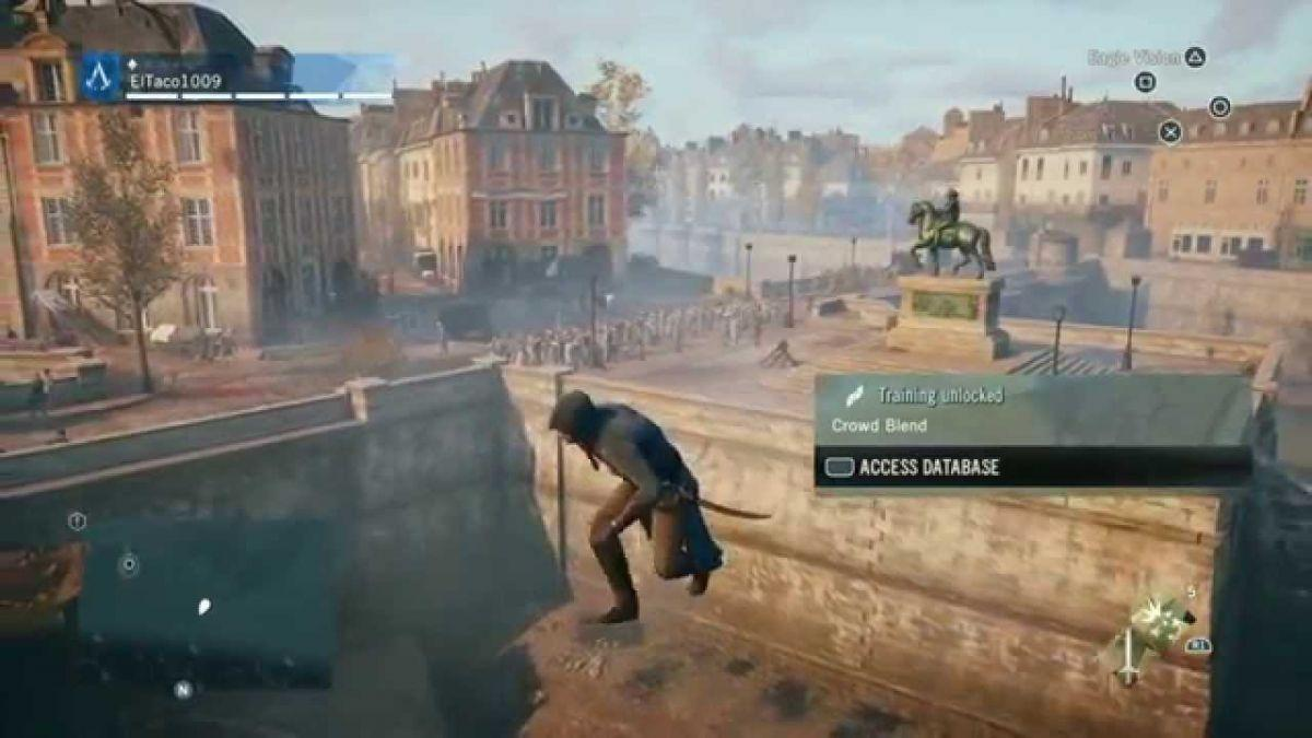 Assassin's Creed Unity Glitch #2