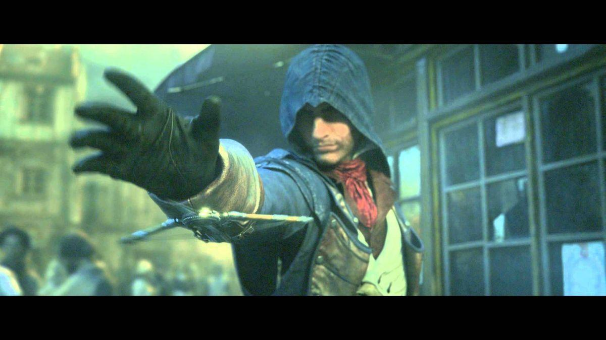 Assassin's Creed Unity Makes History Today