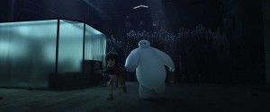 Big Hero 6 Hiro Baymax vs. Yokai