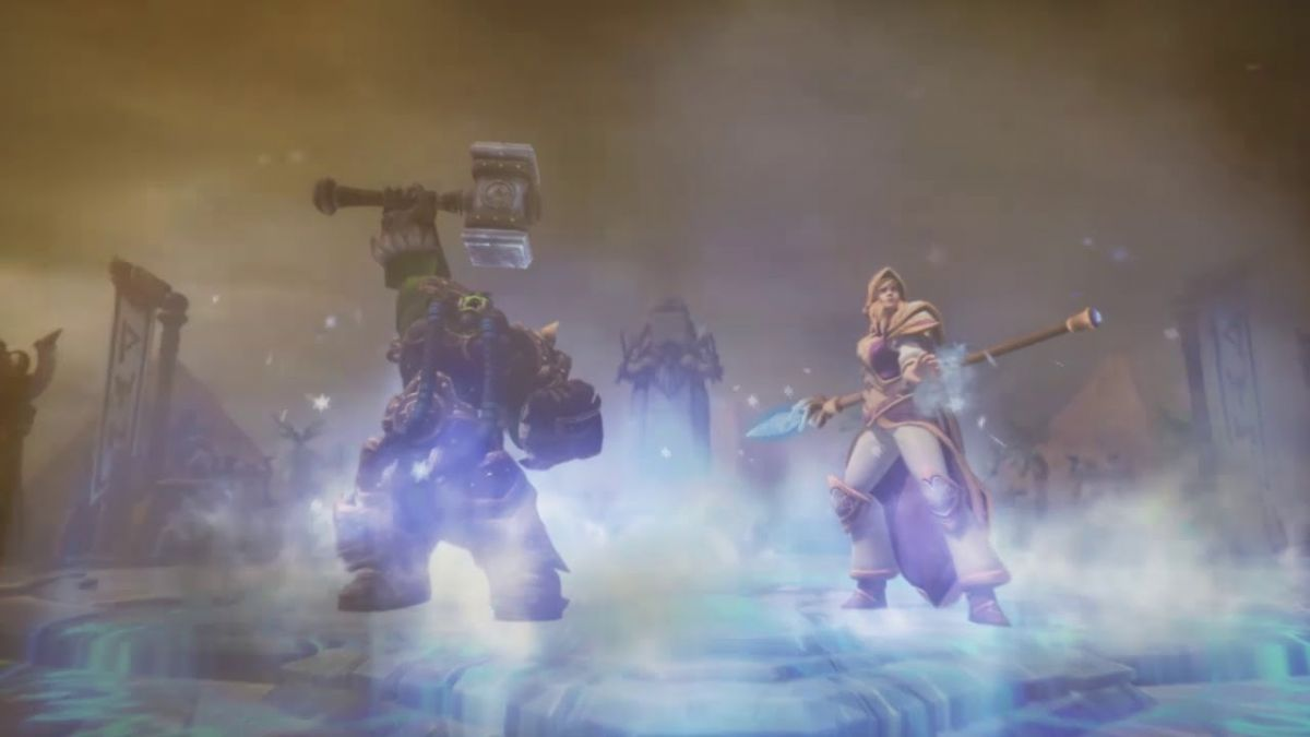 Blizzard Unleashes Heroes Of The Storm Trailer