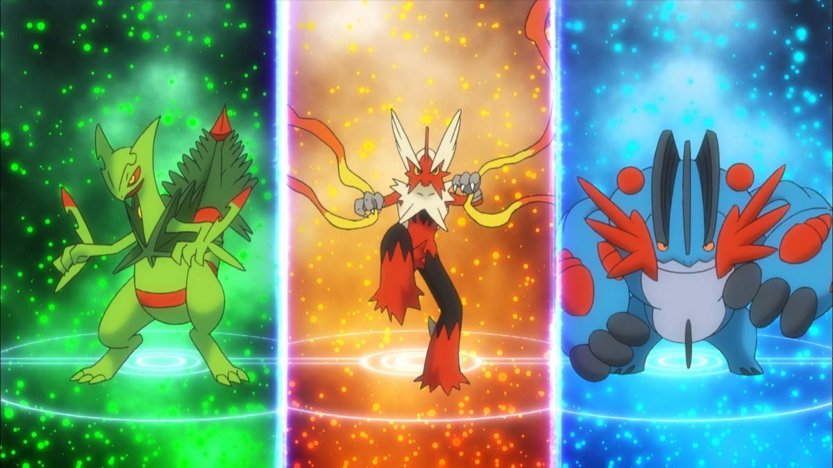 Pokémon Omega Ruby and Pokémon Alpha Sapphire Out Friday, Check Out The Pokémon You'll Meet