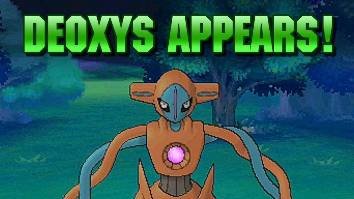PR: Sci-Fi Delta Episode Announced For Pokémon Omega Ruby and Alpha Sapphire