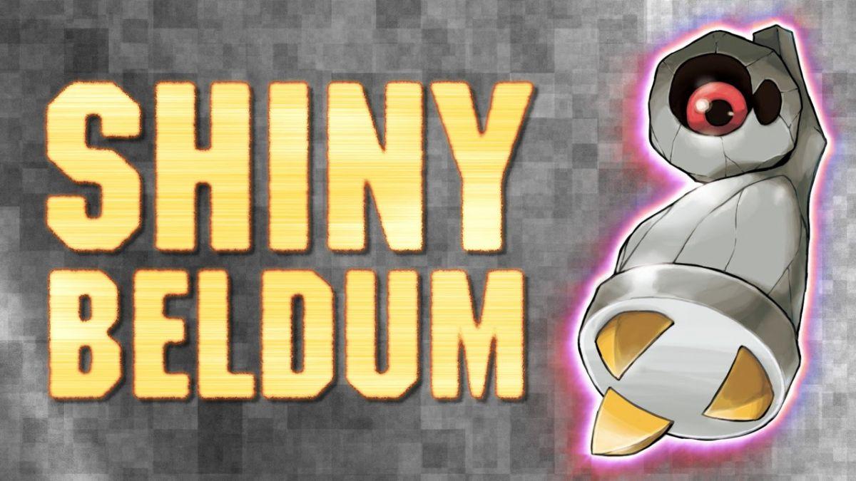 PR: Shiny Beldum Now Available in Pokémon Omega Ruby and Pokémon Alpha Sapphire