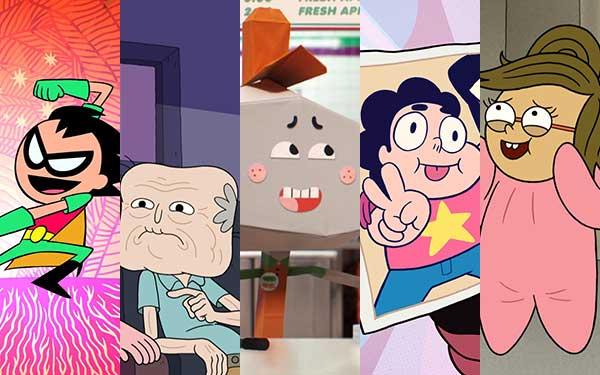 Clip Cartoon Network Premieres For Week Of November 10 -9973