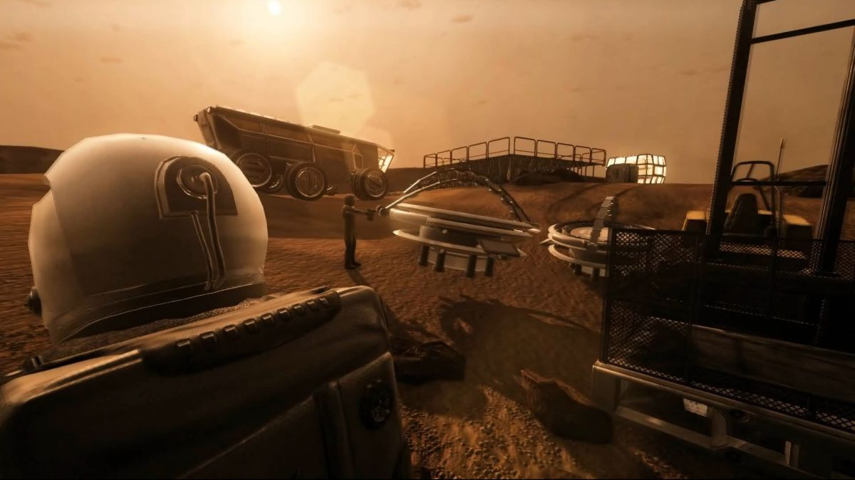 Take On Mars Survival Multiplayer Trailer
