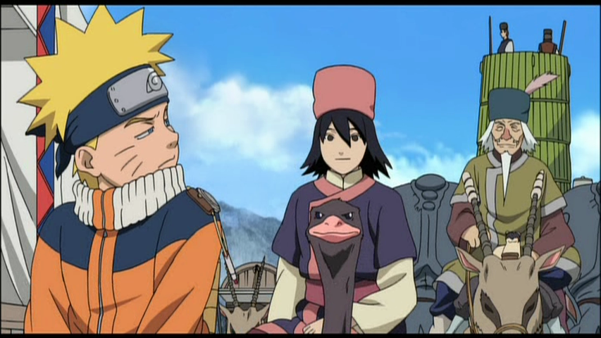 """Review: """"Naruto Triple Feature"""" - Sharp Visuals, Dull ..."""