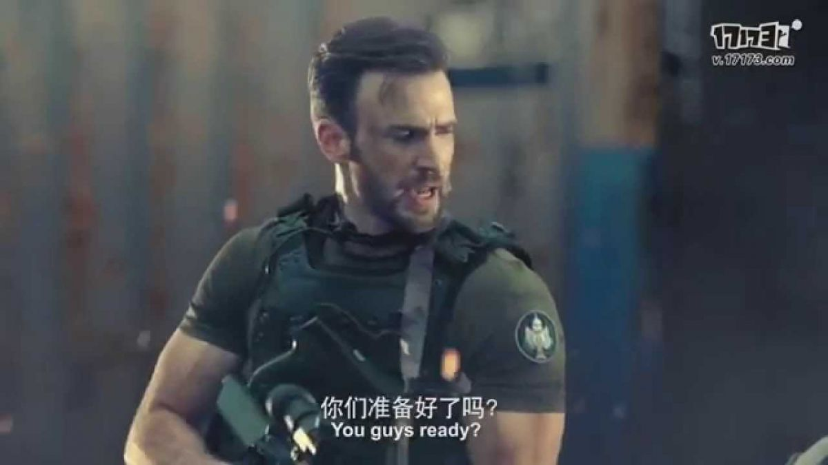 Call Of Duty Online Live Action Trailer With Chris Evans
