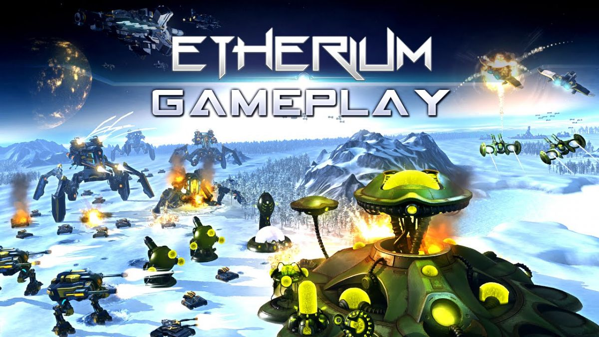 Etherium Gameplay Trailer Revealed