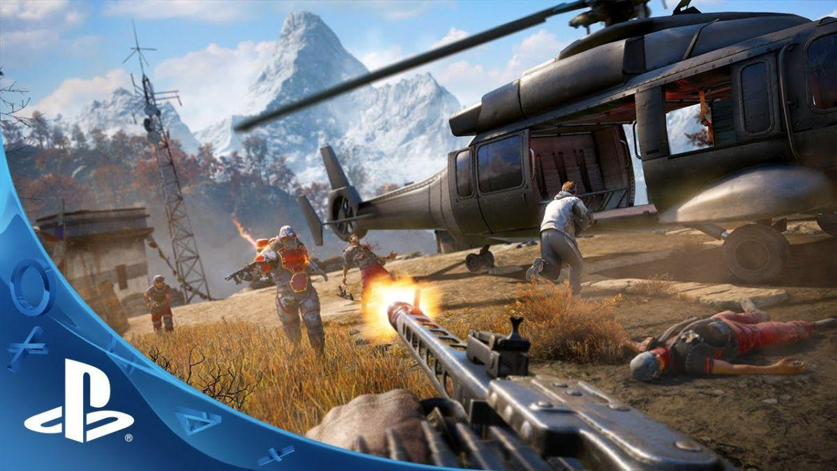Far Cry 4: Escape From Durgesh Prison Trailer