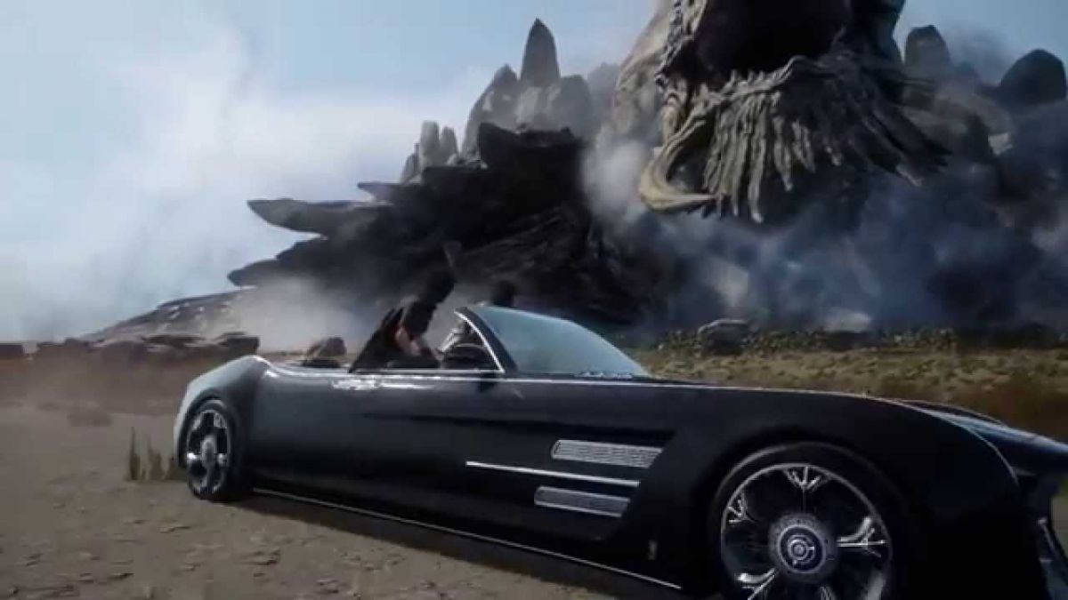 Final Fantasy XV Gameplay Trailer In English