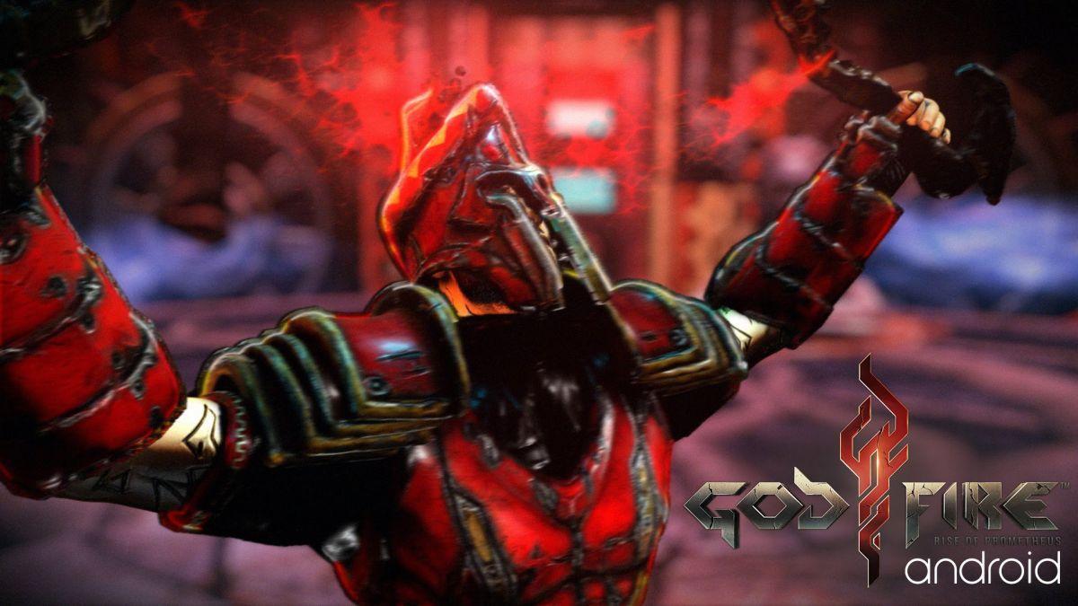 Godfire: Rise Of Prometheus Launch Trailer