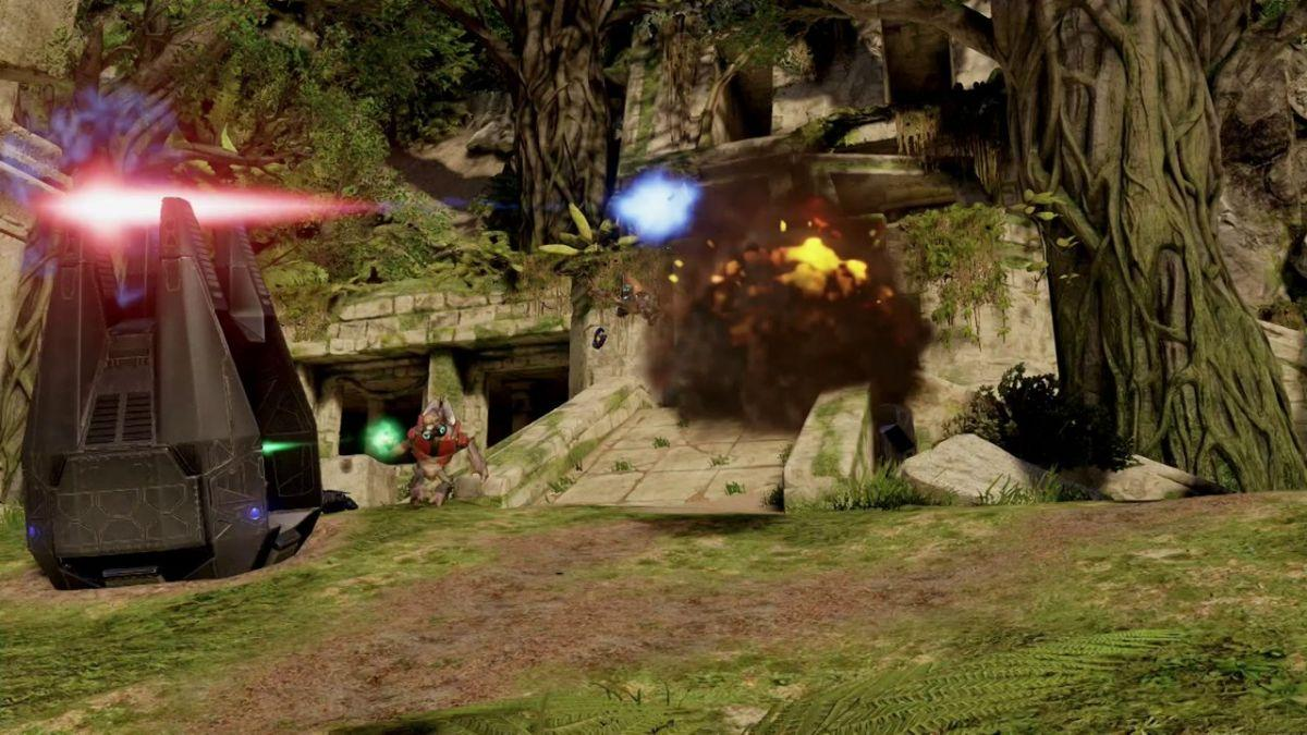 Halo And Queen Rock The Master Chief Collection