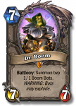hearthstone goblins vs gnomes dr boom 108x150 - Hearthstone Goblins vs. Gnomes Expansion - Whose side are you on? (Goblins)