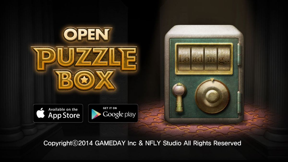 Open Puzzle Box Will Make Your Puzzler Sore