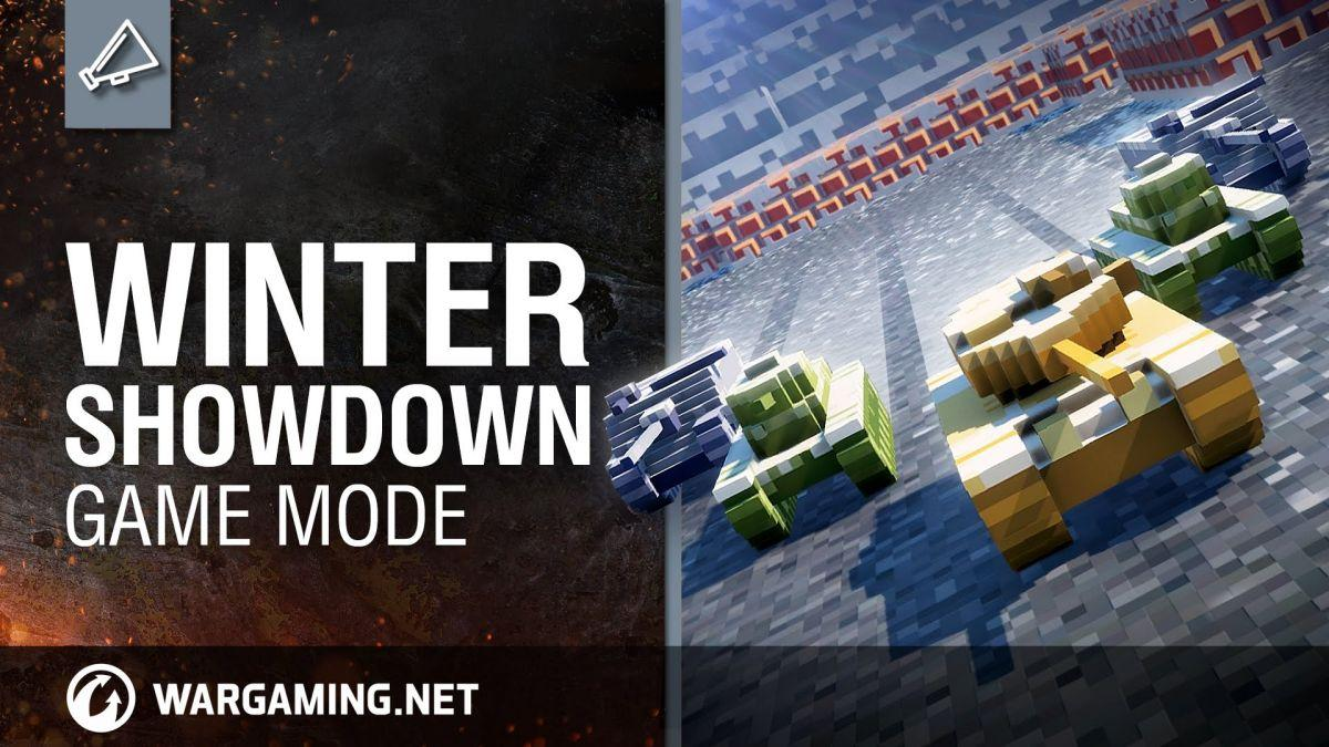 World Of Tanks Special Event: Winter Showdown