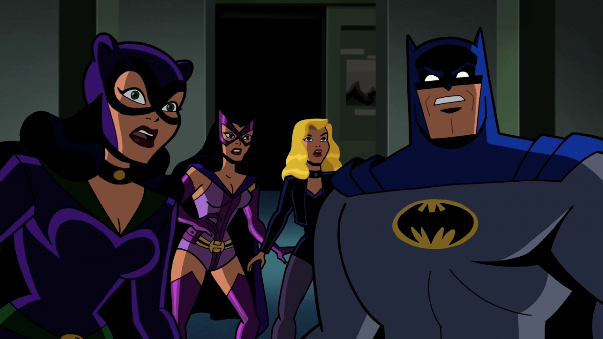 "Review: ""Batman: The Brave and the Bold"" and the Blu-ray"