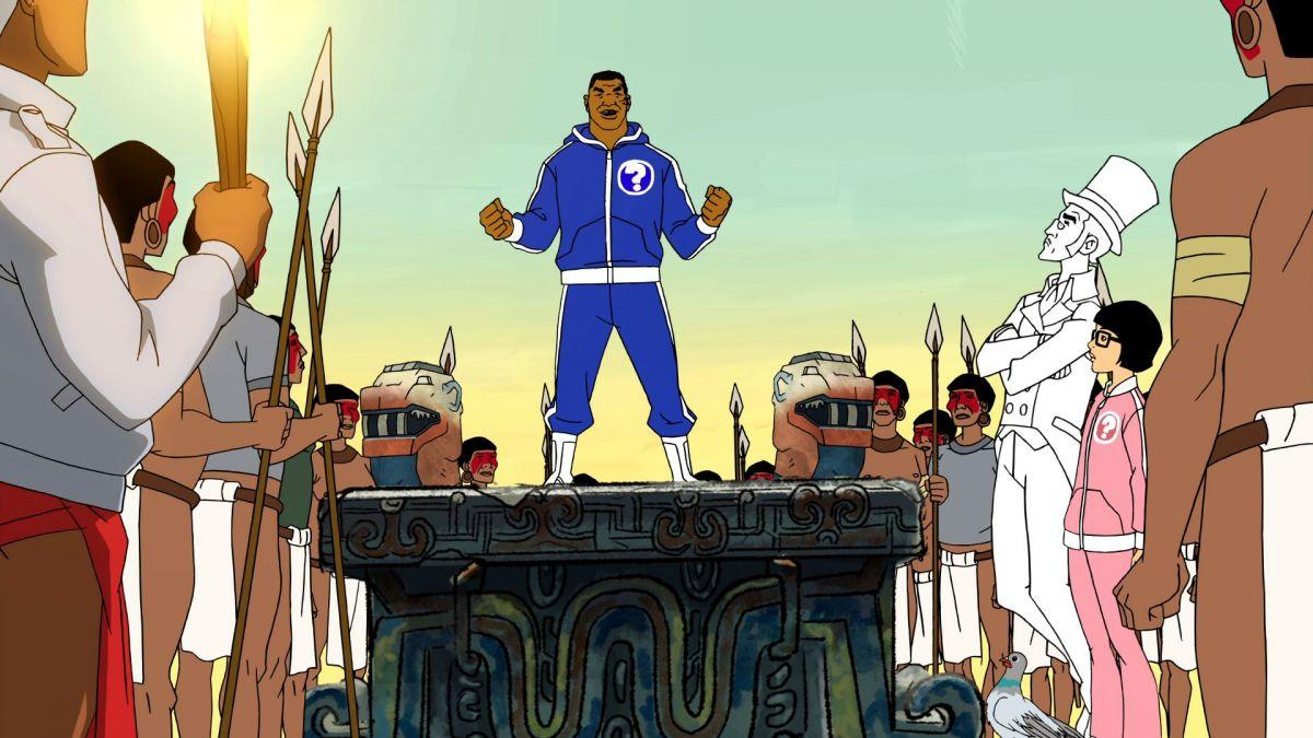 Mike Tyson Mysteries A River Runs Through It Into a Heart of Darkness