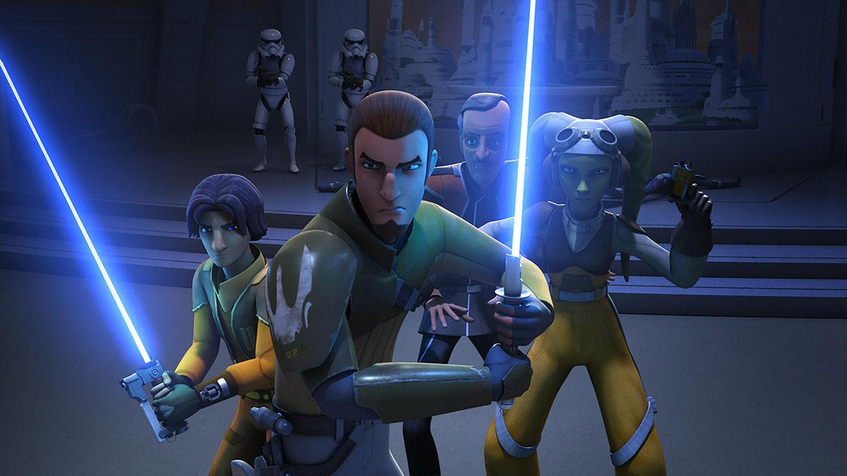 Star Wars Rebels Vision of Hope