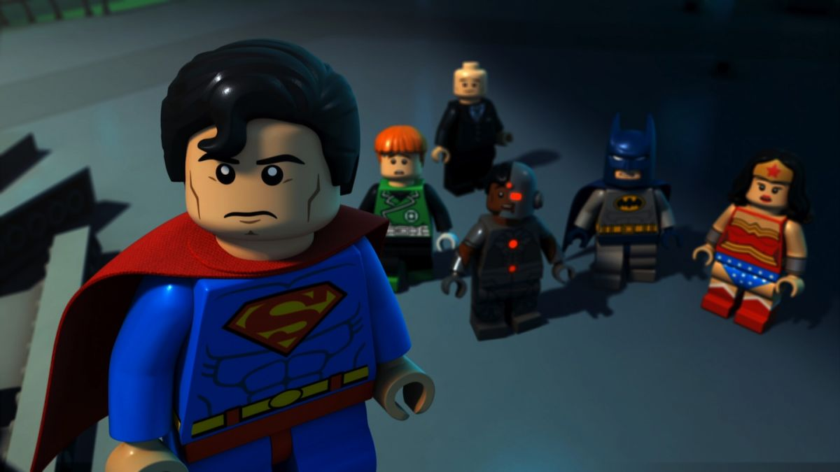 LEGO DC Super Heroes: Justice League vs. Bizarro League