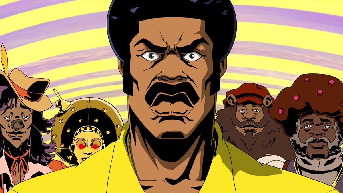 Black Dynamite The Wizard of Watts