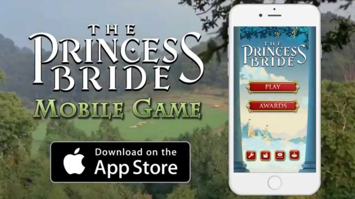 A New Princess Bride Mobile Game - Inconceivable!