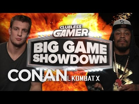 Conan's Clueless Gamer Features Mortal Kombat X Showdown