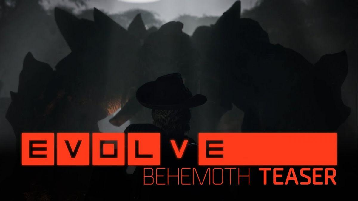 Evolve Has A New Monster - Behemoth
