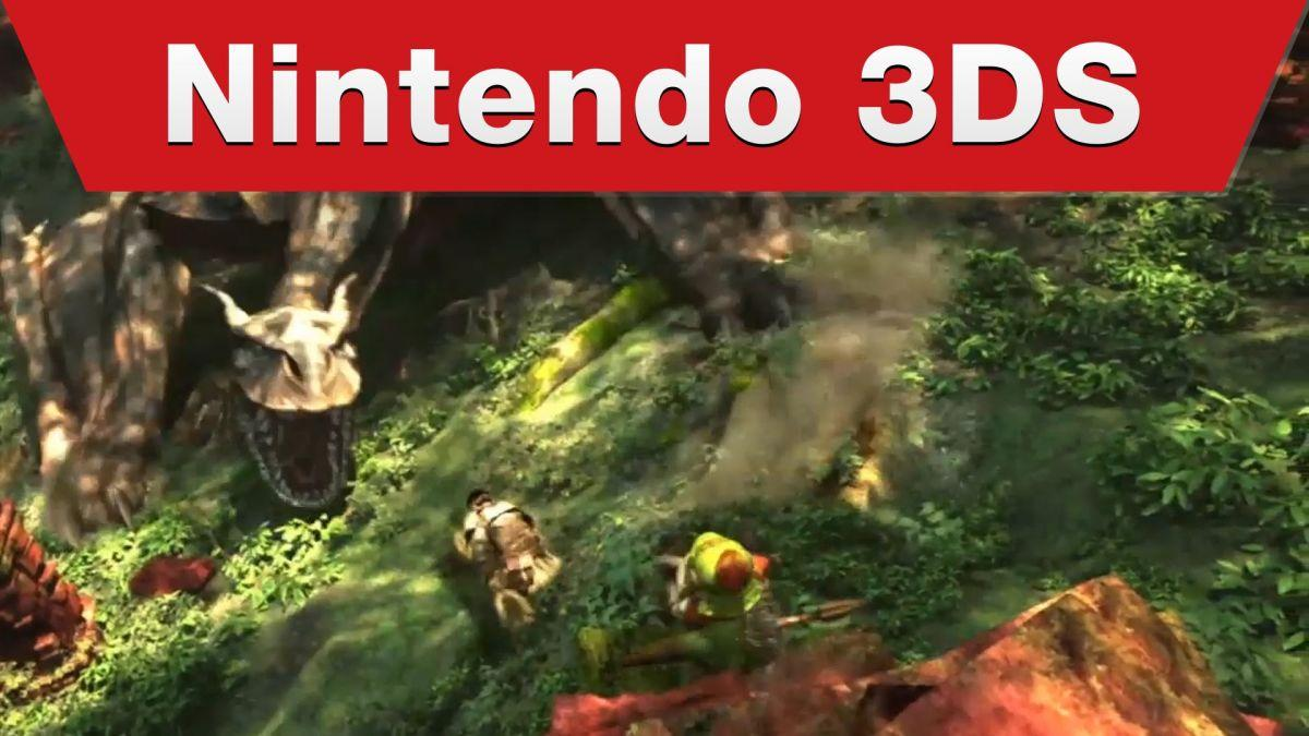 Nintendo's Monster Hunter 4 Ultimate Trailer