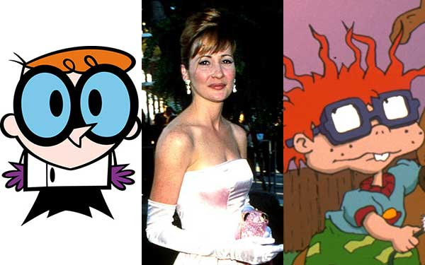 Christine Cavanaugh 1963 - 2014