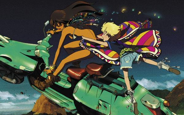 Review Michiko And Hatchin Part 1 Is So Good It S Outlawed Anime Superhero News
