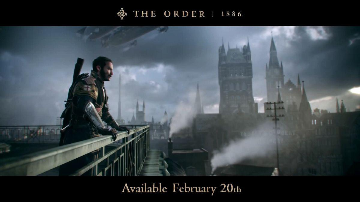 The Order 1886 Conspiracy Trailer