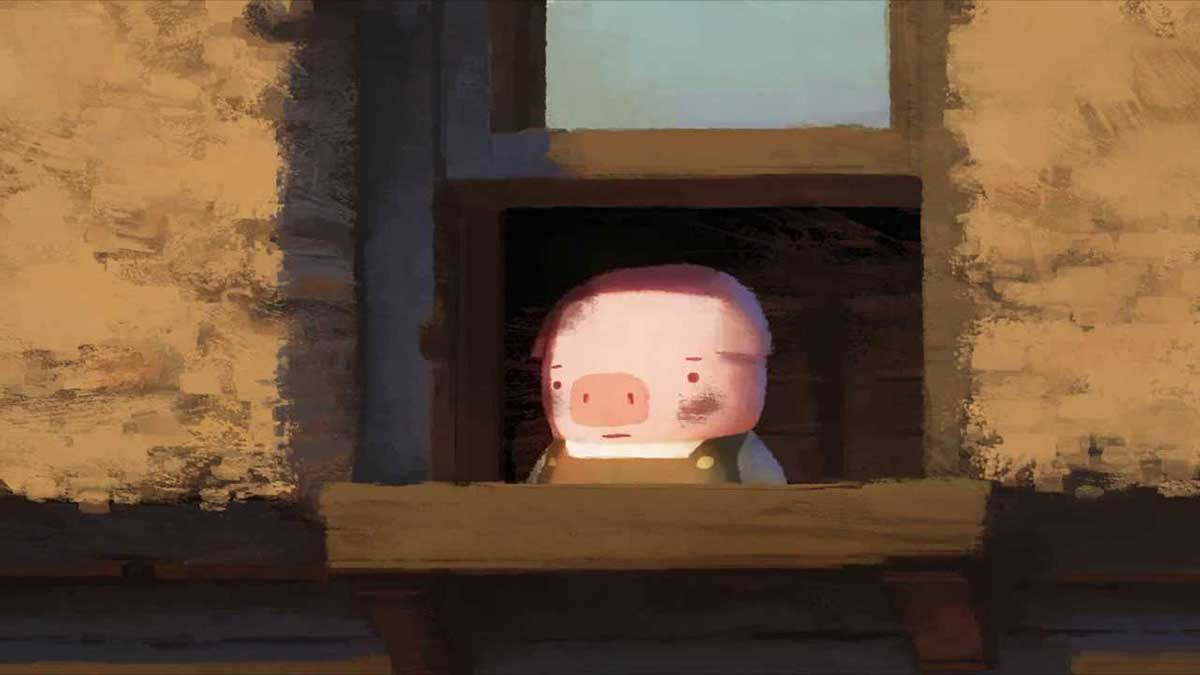 The Dam Keeper Oscar Short