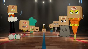 The Amazing World of Gumball The Society