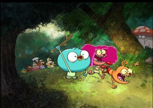 Harvey Beaks C.H. Greenblatt