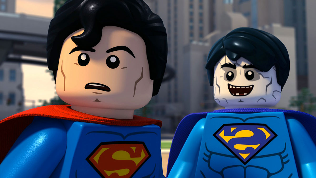 LEGO DC Comics Superheroes: Justice League vs. Bizarro League