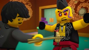 Ninjago Masters of Spinjitzu Only One Can Remain