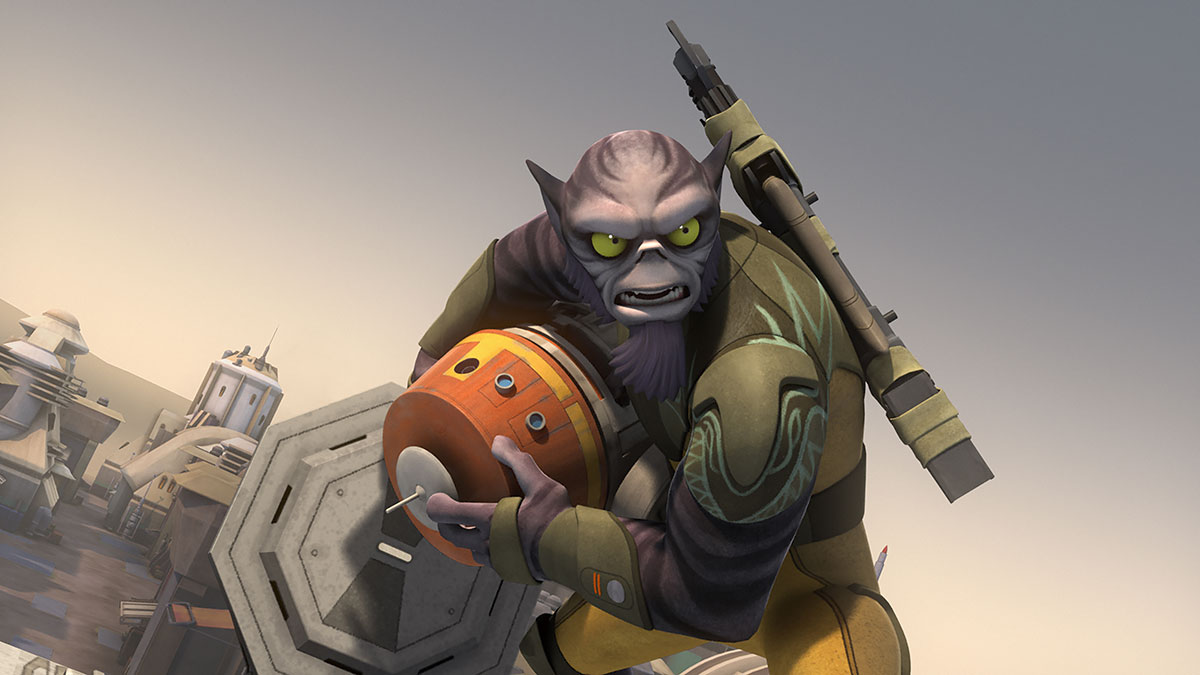 Star Wars Rebels Rebels Resolve