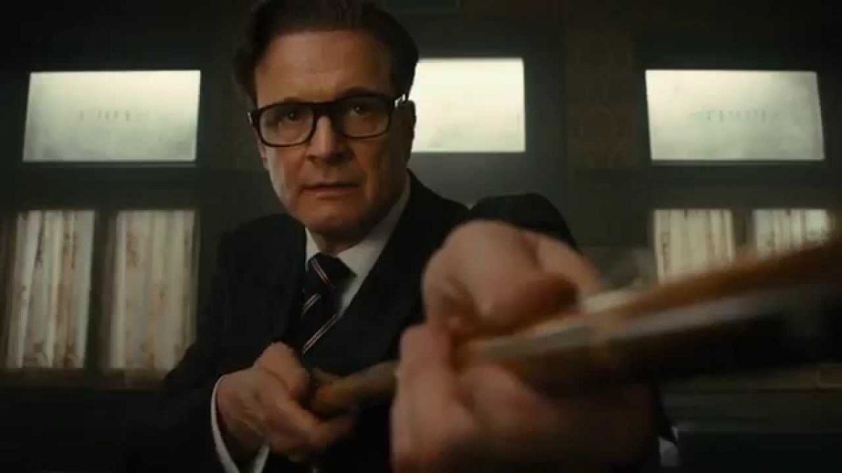 Be Firth On Your Block To Become A Kingsman