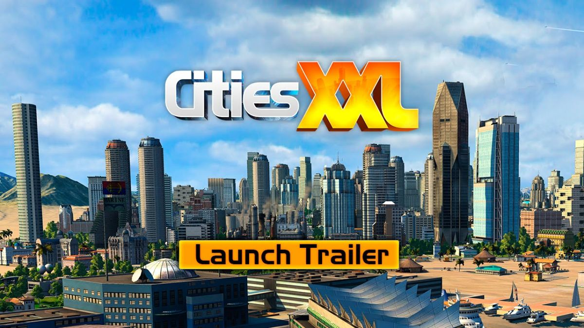 Cities XXL Launches Trailer And Whistling Marathon